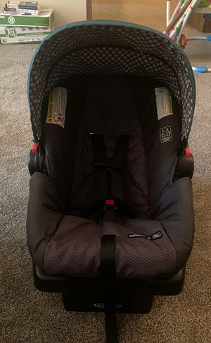 Car seat & base for Sale in Chesapeake, VA