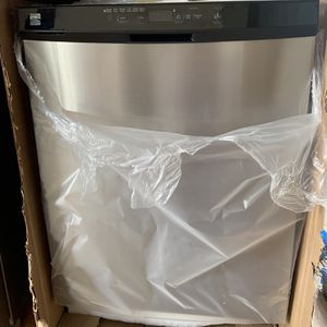 Kenmore 13093 24 Built-In Dishwasher w/ Powerwave Spray Arm - Stainless Steel for Sale in Silver Spring, MD