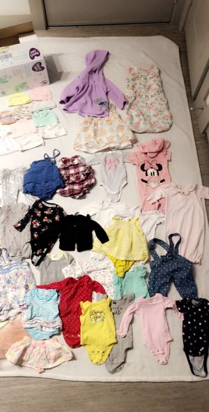 Baby girl clothes for Sale in Richardson, TX