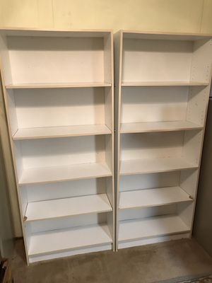 2 Large Bookshelves for Sale in Colleyville, TX