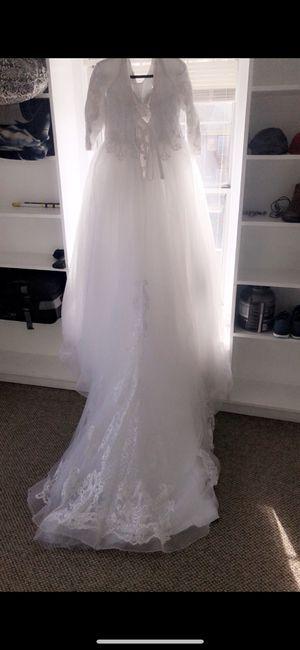 Wedding Dress brand new condition for Sale in Woodbridge, VA