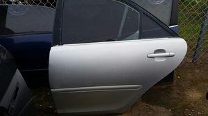 03 Toyota camry rear door for Sale in Sanger, CA
