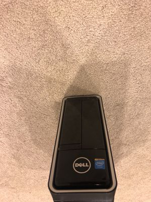 Dell computer and screen for Sale in Adelphi, MD