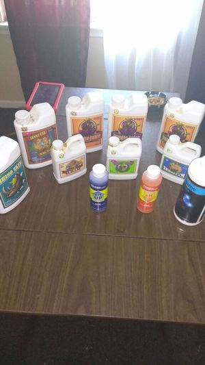 Good growing solutions over $300 worth for Sale in Grosse Pointe, MI