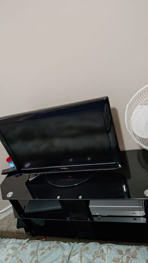 Tv and TV stand for Sale in Mill Creek, WA
