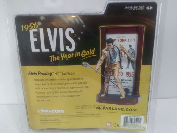 1956 Elvis Figure Toy Collection