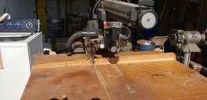Craftsman radial arm saw for Sale in Anaheim, CA