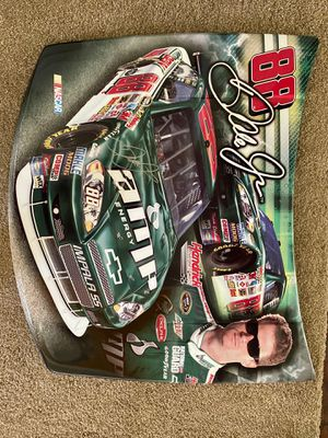 Signed Dale Jr Replica Hood for Sale in Lindale, TX