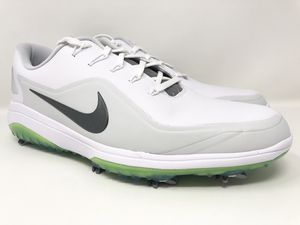 Nike React Vapor 2 Golf Shoes Men's Size 13 White Green Glow BV1135-103 NEW for Sale in San Jose, CA