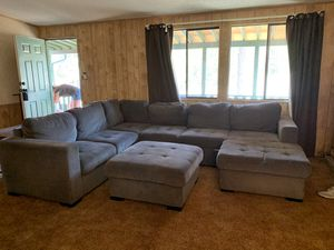 Big, sectional, with storage for Sale in Heber, AZ