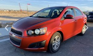 2012 Chevy sonic - ***low miles*** for Sale in Las Vegas, NV
