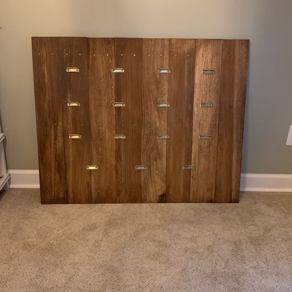 Wooden Board For Pictures