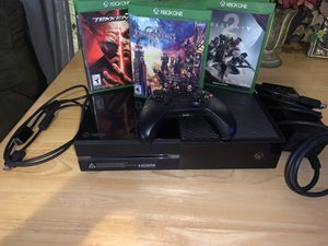 Xbox One 500gb for Sale in Tomball, TX