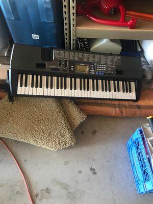 Casio piano for Sale in Puyallup, WA