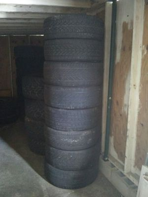 (8) 26 inch low profile tires 305/30r26 255/30r26 for Sale in Port St. Lucie, FL