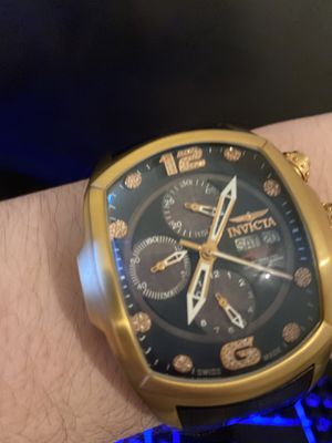Invicta Lupah 0514 Limited Edition for Sale in Tucson, AZ