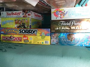 Board Games Different Prices for Sale in Los Angeles, CA