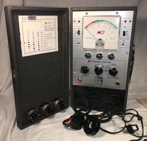 B & K CRT Model 440 Cathode Rejuvenator Tester for Antique TV Television - $65 (Brooklyn) for Sale for sale  New York, NY