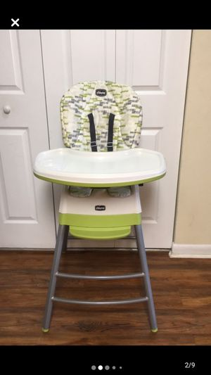 Chicco Stack 3-in-1 multichair for Sale in Hialeah, FL