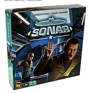 Sonar Board Game *Factory Shrinkwrapped*-(West End) for Sale in Nashville, TN