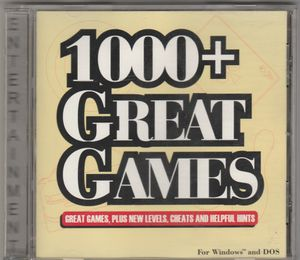 1000+ Great Games by ValuSoft for Windows & DOS for Sale in Stockton, CA