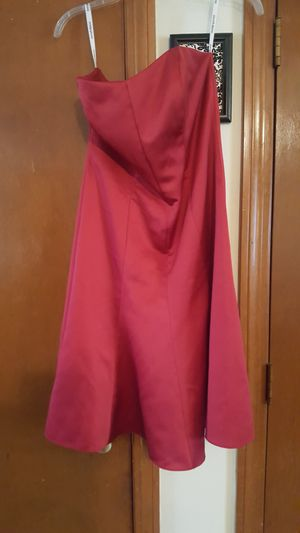 Red bridesmaid dress for Sale in Acton, MA