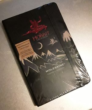 Moleskine notepad The Hobbit limited edition for Sale in Chandler, AZ