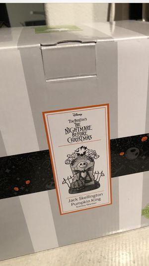 Jack skellington scentsy warmer for Sale in Vancouver, WA