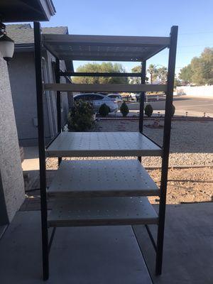 Large Metal Shelving Unit for Sale in Phoenix, AZ
