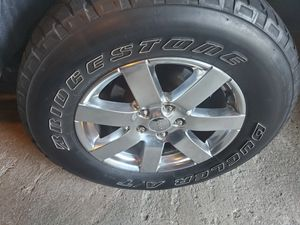 Jeep wrangler tires for Sale in Jefferson City, MO