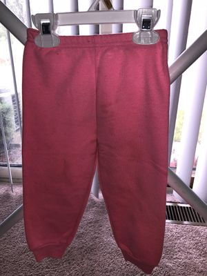 Pink Jog Pant 24 mo for Sale in Detroit, MI
