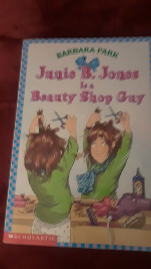 Junie B, Jones Is A Beauty Shop Guy for Sale in Renton, WA