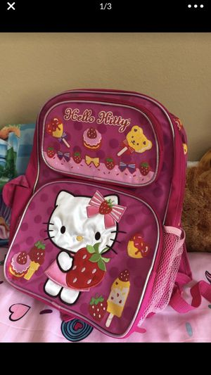 Hello Kitty original back pack for Sale in Walnut, CA