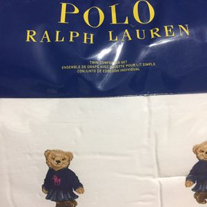 Ralph Lauren Polo Bear 🐻 Bedding Sets for Sale in Queens, NY