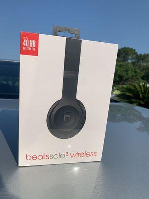 Beats Solo 3 Wireless Headphones for Sale in Largo, FL