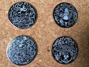 Alice in wonderland 4 pin set for Sale in Lynwood, CA