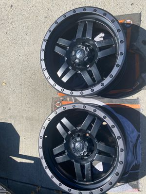 Fuel Rim for Sale in Sacramento, CA