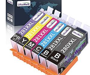 280 281 Compatible ink cartridges for Cannon for Sale in Madison, WI