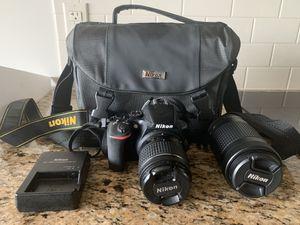 Nikon D3500 Bundle for Sale in Silver Spring, MD