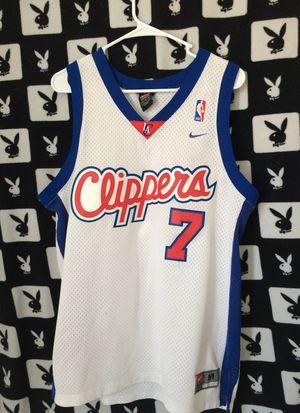 La clippers Nike jersey for Sale in San Bernardino, CA