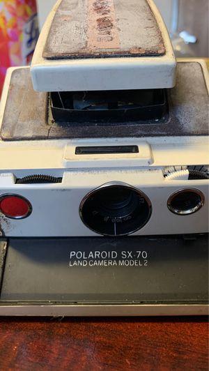 Polaroid sx-70 for Sale in Visalia, CA