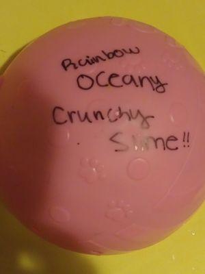 Rainbow oceany crunchy slime!! for Sale in Fuquay Varina, NC