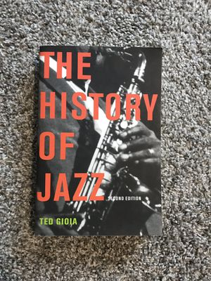 History of jazz college textbook for Sale in Spanaway, WA