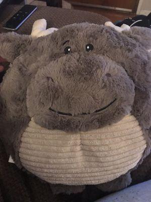 2 in 1 stuffed animal reindeer/hedgehog for Sale in Edison, NJ