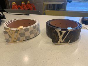 Louis Vuitton Belts for Sale in Marietta, GA