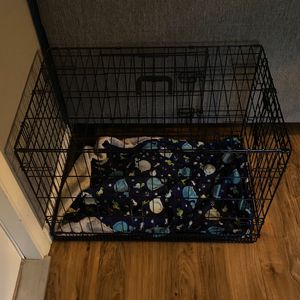 Medium dog cage for Sale in Canyon Lake, CA