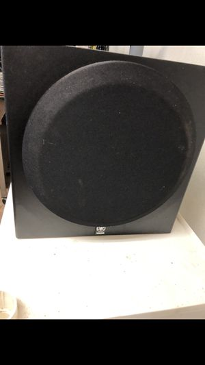2 types of speakers - both for $40. WORKING for Sale in Franklin Township, NJ