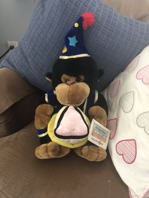 Toys R Us animal alley rare monkey wizard edition With tags! for Sale in Demarest, NJ