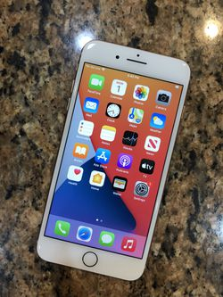Apple iPhone 8 Plus 128gb Gold AT&T Cricket for Sale in Riverside,  CA