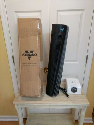 Vornado tower fan Model 143 for Sale in Asheville, NC